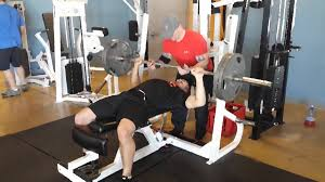 today i could have used a spotter the old man u0027s gym