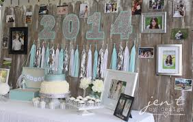 stylish ideas for a graduation party u2014 jen t by design