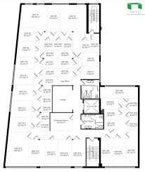 Conference Room Floor Plan 34 18 Northern Blvd U2014 Turnkey Office Spaces In Long Island City