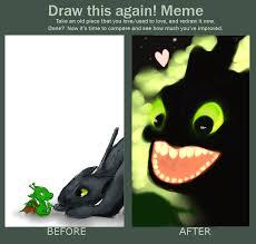 Toothless Meme - toothless meme by blockbatt on deviantart