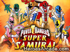 power rangers games games