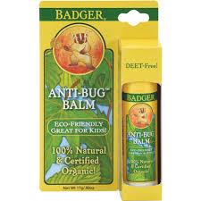 natural mosquito repellents anti bug stick organic natural mosquito repellent badger balm