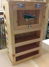 Fishing Rod Storage Cabinet Fishing Rod Cabinet Fishing Pinterest Fish Rod Rack