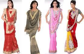 saree draping new styles unusual saree draping styles indian fashion blog