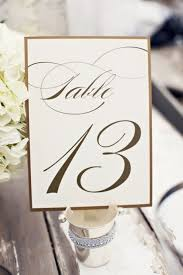 numero table mariage mon mariage d or et d argent table numbers wedding and weddings
