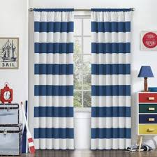 Single Blackout Curtain Teal Blackout Curtains Wayfair