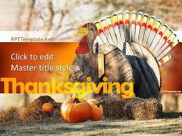 thanksgiving powerpoint template gavea info