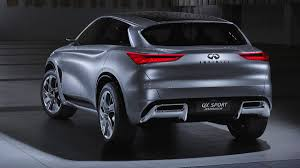 jeep infinity is this the next infiniti qx70 autoweek