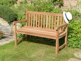 chair durable and stylish teak garden bench