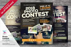 9 beautiful contest flyer templates free u0026 premium templates