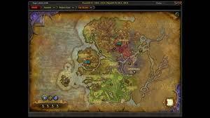 World Treasure Map by Glimmering Treasure Chest Wow Val U0027sharah Andu U0027talah Youtube