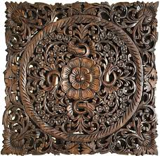 wall ideas carved wooden wall carved wood wall india