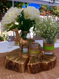 jungle baby shower ideas precious safari centerpieces best 25 ideas on jungle