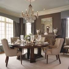 Round Wood Dining Room Table Sets Foter - Round wood dining room tables