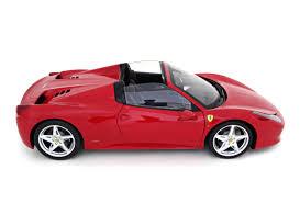 Ferrari 458 Models - ferrari 458 spider 2011 scale model cars
