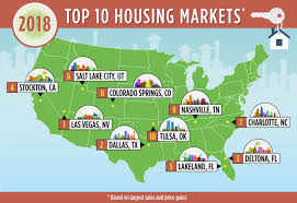 top 10 real estate markets 2017 these are the cities to watch for real estate in 2018 realtor com