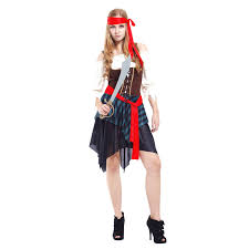 Halloween Jack Sparrow Costume Halloween Costumes Woman Fantasia Disfraces Pirate Costume
