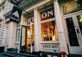 burton new york city flagship store burton snowboards