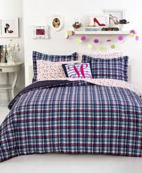 Twin Plaid Comforter Closeout Tommy Hilfiger Bedding Hadley Plaid Twin Twin Xl