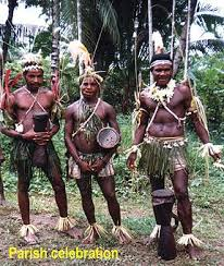 tribes of new guinea rituals and traditions strange true