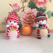 candy apple bags snowman christmas wedding favour candy bag gift apple candy