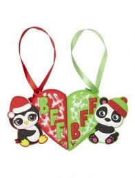 2 pc magnetic bff ornament sewing bff shop