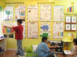 how to use your classroom space to get ready for the test