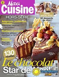 recettes maxi cuisine maxi cuisine hors série novembre décembre 2016 no 17