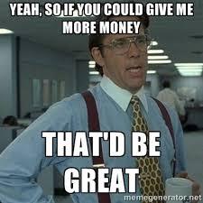 I Need Money Meme - tesla s latest quarterly loss won t derail model 3 says elon musk