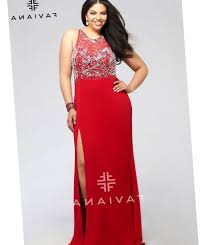 plus size prom dresses pluslook eu collection