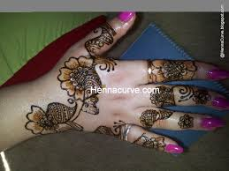 heavy intricated mehndi henna tatoo work design hennacurve