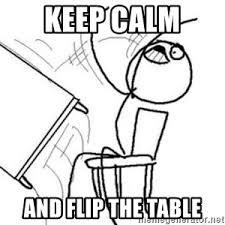 Flip Table Meme Generator - flip table meme meme generator