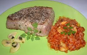 cuisiner thon frais pavé de thon au poivre