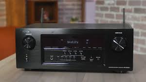 denon home theater receiver denon avr s910w offers mighty home cinema performance