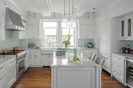white kitchen cabinets with aqua backsplash aqua glass kitchen backsplash tiles design ideas