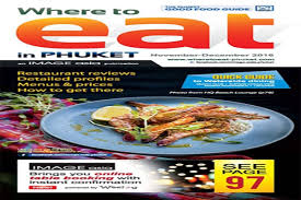 magazine guide cuisine image lifestyle in
