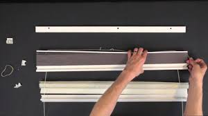 Window Blind Repairs How To Restring An Rv Day Night Shade Youtube