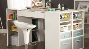 counter height craft table counter height desk with storage elegant beautiful folding craft
