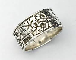 ring wedding antique wedding ring etsy