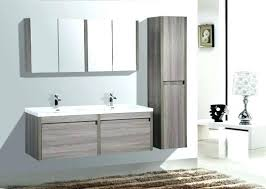 Hanging Bathroom Vanities Wall Mount Bathroom Cabinet U2013 Engem Me