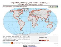 Population World Map by Maps Population Landscape And Climate Estimates Place V3
