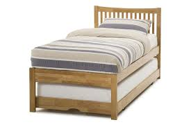 serene mya hevea guest bed beds on legs