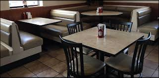 Commercial Dining Room Chairs Restaurant Furniture Seating Commercial Booths Custom Banquettes