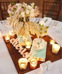 vintage centerpieces cozy summer wedding table decor ideas summer wedding table ideas