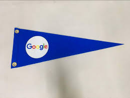 Triangle College Flags Pennant Flags Felt And Fabric No Minimum Orders Free Shipping