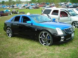 custom black light sts moe24money6731 2006 cadillac sts specs photos modification info at