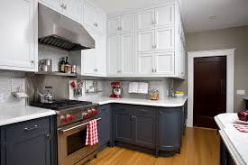 marvelous two tone kitchen cabinets pictures decorating ideas
