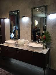 Large Bathroom Mirror Frames by Framed Bathroom Mirrors White Framed Bath Vanity Mirror Wood