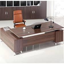 Office Desk Wholesale Modern Wood Office Desk Factory Wholesale Price Office Furniture