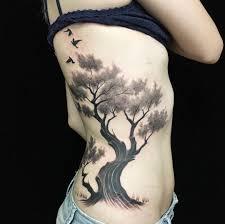 tree tattoos popsugar